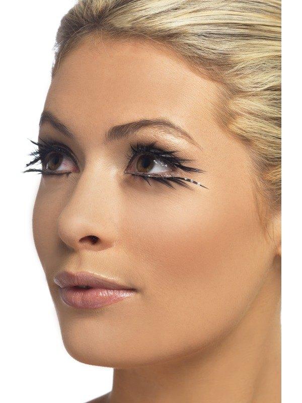 Eyelashes Black