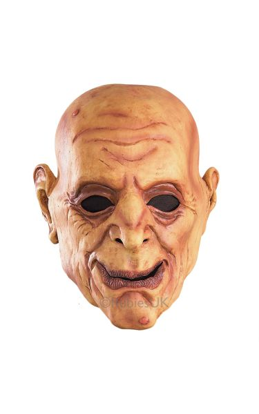 Old Man Fancy Dress Mask