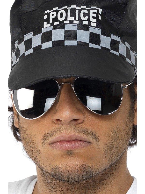 Aviator Specs Silver