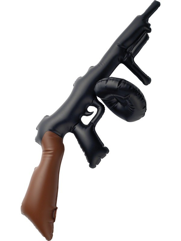 Tommy Gun Inflatable
