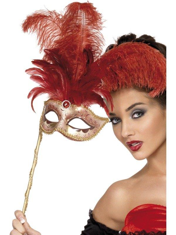 Baroque Fantasy Fancy Dress Mask