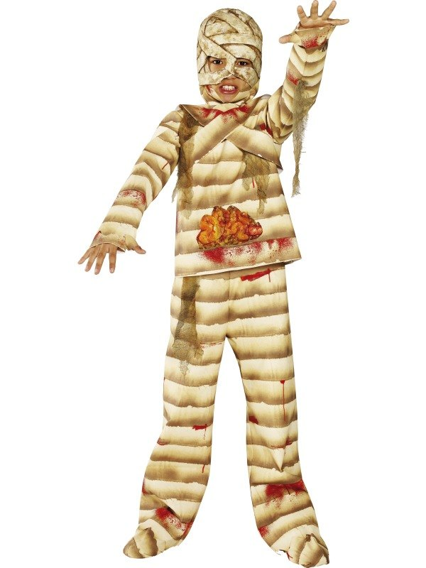 Gutsy Mummy Fancy Dress Costume