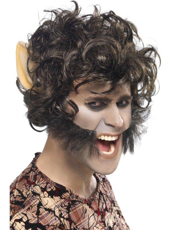 Werewolf Fancy Dress Wig