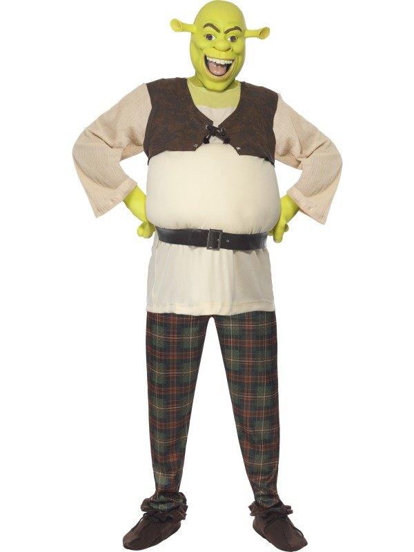 Shrek Fancy Dress Costume