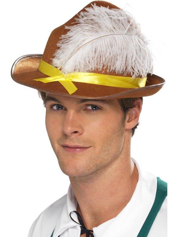 Bavarian Fancy Dress Hat