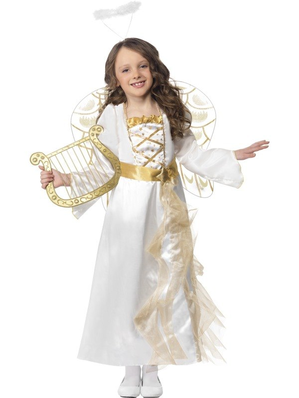Angel Princess Fancy Dress Costume