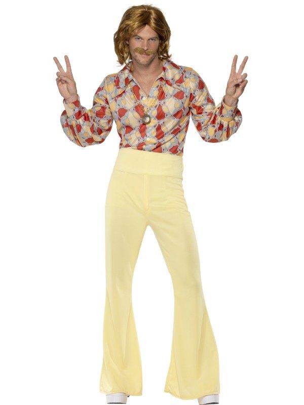 1960s Groovy Guy Fancy Dress Costume