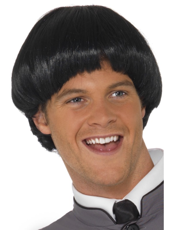 Swinging 60's Bowl Wig