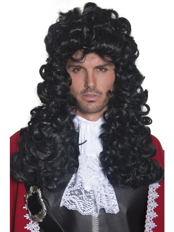 Pirate Captain Wig