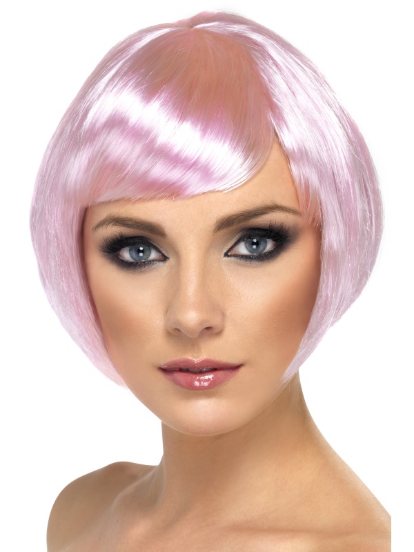 Babe Wig pale Pink