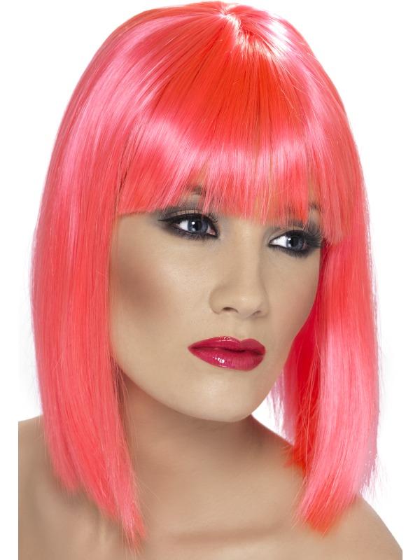 Glam Wig Fuchsia