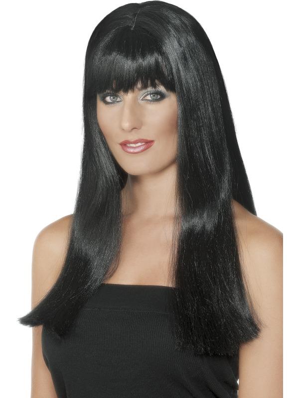 Mystique Wig Black