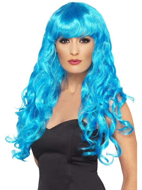 Siren Wig Blue