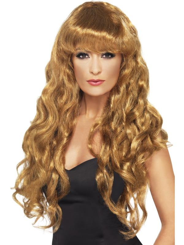 Siren Wig Light Auburn