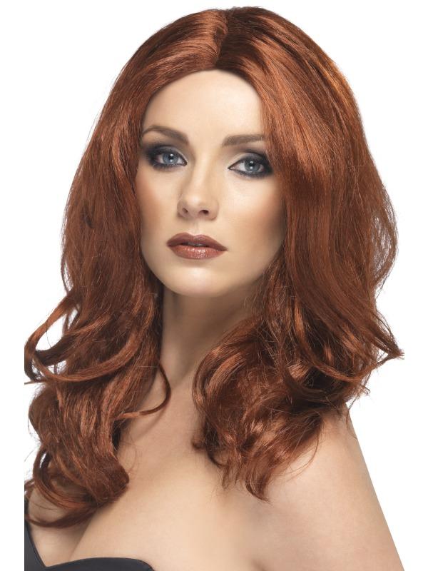 Superstar Wig Auburn