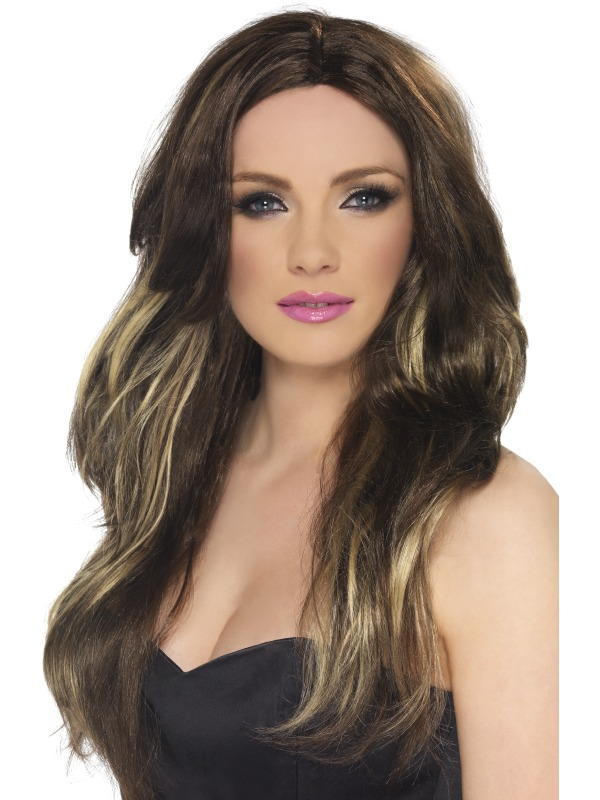 Temptress Wig Brown