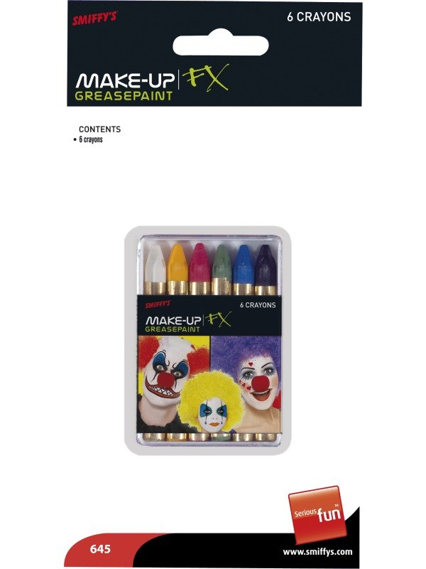 Carnival Grease Paints