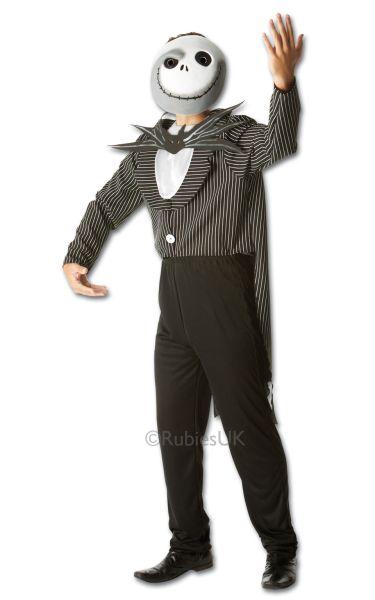 Jack Skellington Fancy Dress Costume