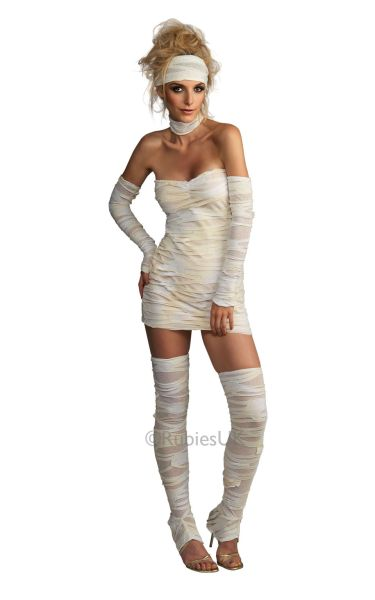 Mummy Fancy Dress Costume
