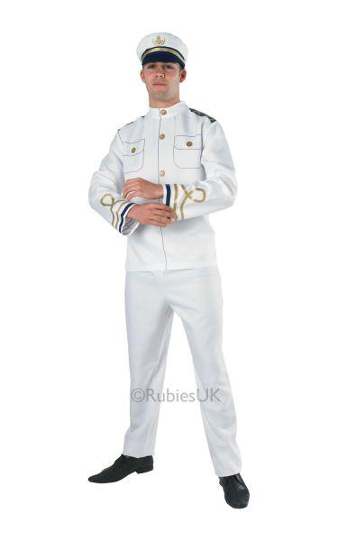 Adult Navy Officer