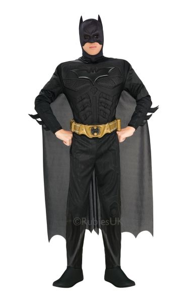 The Dark Knight Fancy Dress Costume