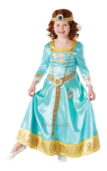 Merida Ornamental Costume