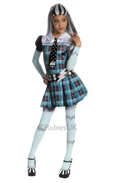 Frankie Stein Fancy Dress Costume