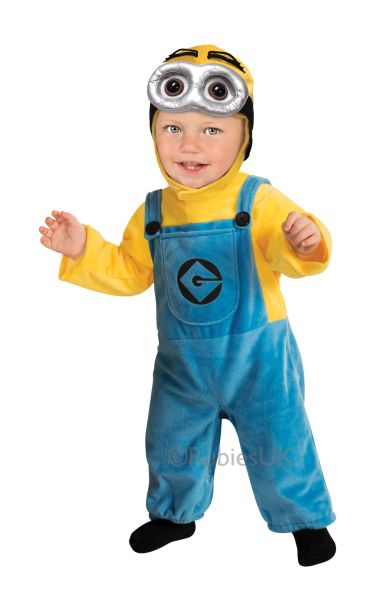 Dave Minion Costume