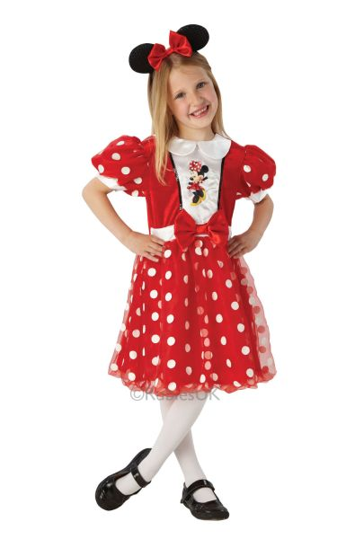 Glitz Minnie Mouse Costume