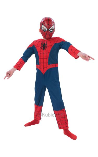 Kids Ultimate Spider Man Deluxe