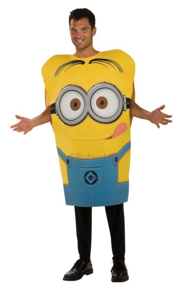 Despicable  Me 2 Adults Minion Dave Costume