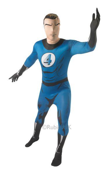 Fantastic 4 MR Fantastic  2Nd Skin Costume
