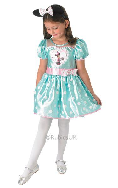Disney Cupcake Mint MinnieCostume