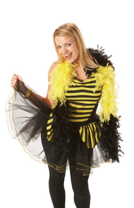 Bumble Bee Basque Top