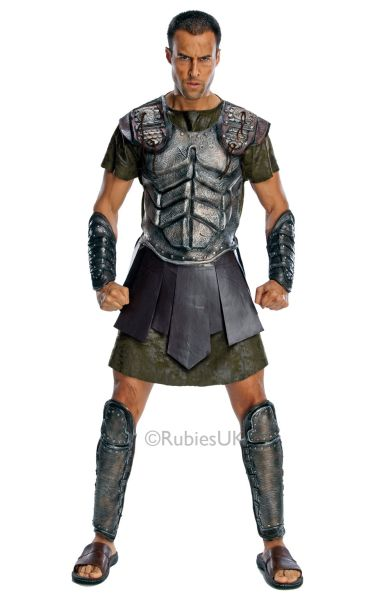 Deluxe Perseus Fancy Dress Costume