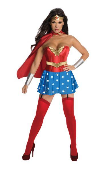 Wonder Woman Fancy Dress Costume