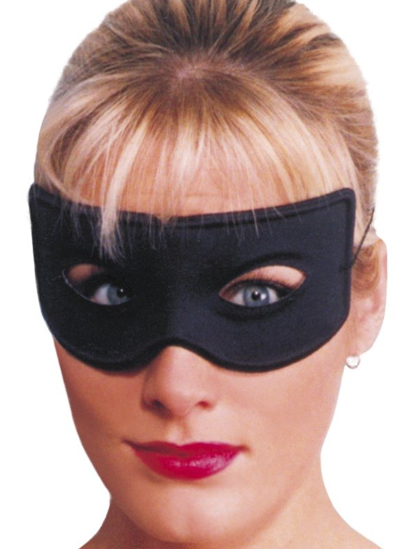 Zorro Eye Fancy Dress Mask