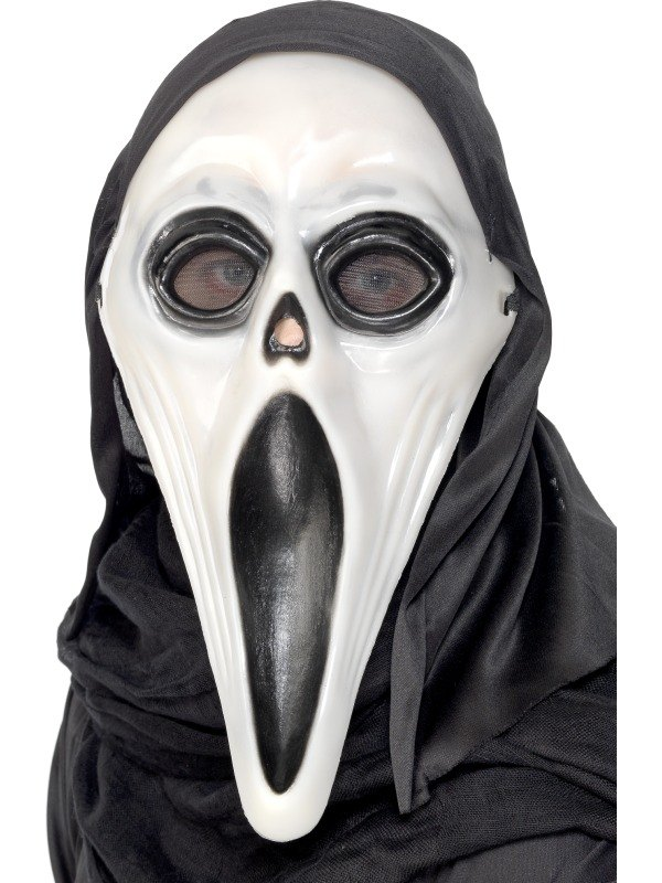 Screamer Fancy Dress Mask