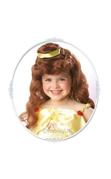 Belle Fancy Dress Wig