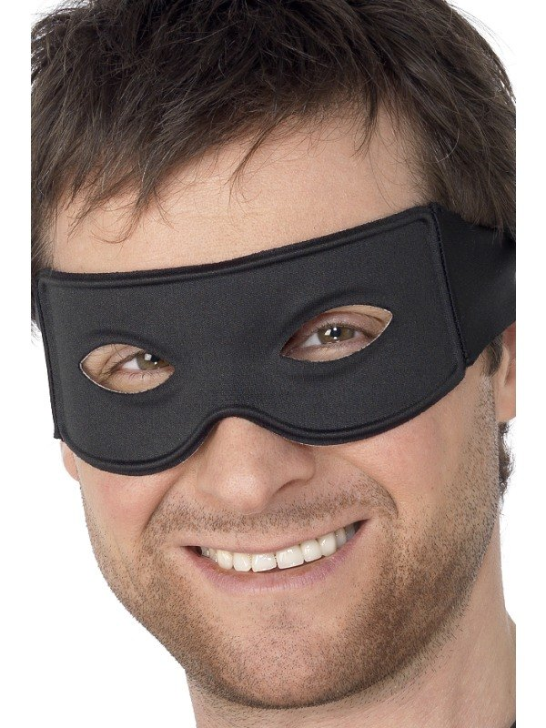 Bandit Eye Fancy Dress Mask