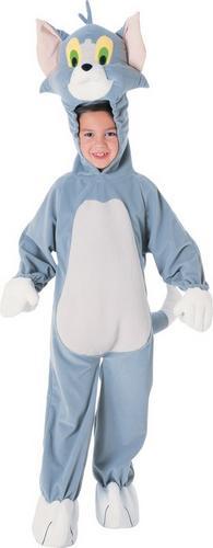 "SALE Kids Licensed Cartoon ""Tom"" & Jerry Girls / Boys Fancy Dress Costume Thumbnail 1"