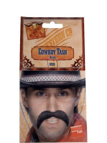 Cowboy Tash Black Thumbnail 2