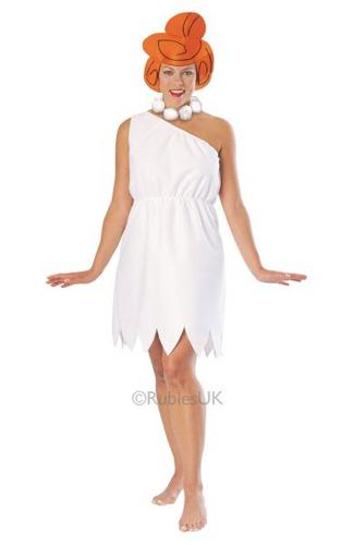 Wilma Flintstone Fancy Dress Costume Thumbnail 1