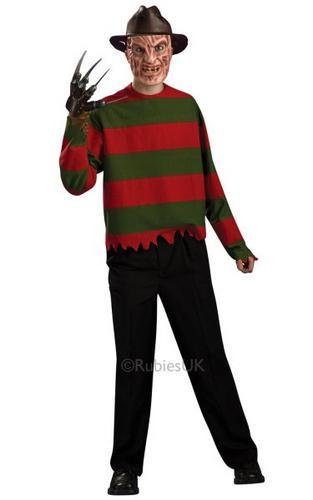Freddy Krueger Set   Adult Thumbnail 1