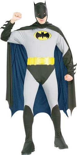 The Batman Fancy Dress Costume Thumbnail 1