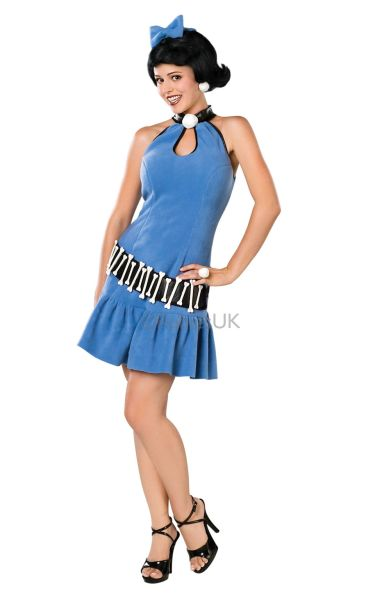 Betty Rubble Fancy Dress Costume Thumbnail 1