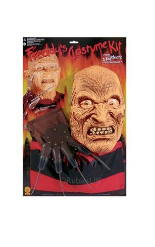 Freddy Fancy Dress Costume Kit Thumbnail 1