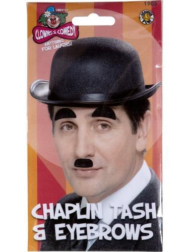 Chaplin Tash and Eyebrows Thumbnail 2