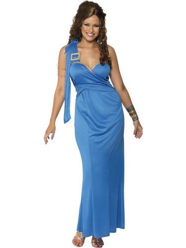 Grecian Goddess Costume Thumbnail 1