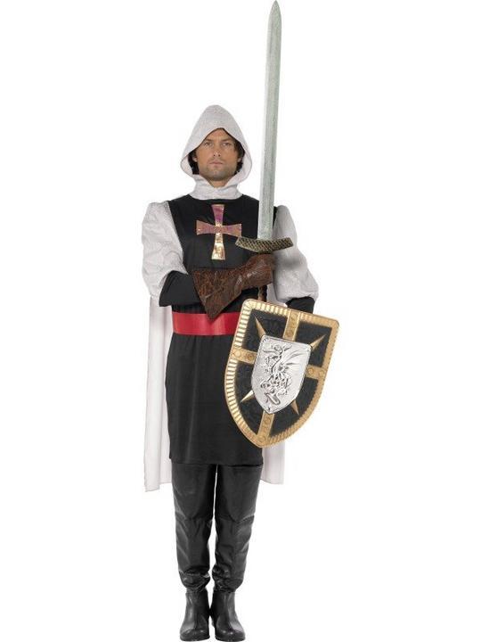 Sir Edward Long Lance Costume Thumbnail 1